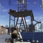 荒野行動の新マップ(太陽光発電所)